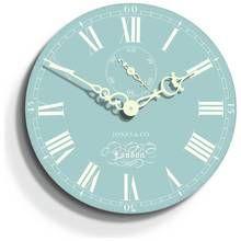 Buy Jones Darwin Wall Clock - Green at Argos.co.uk, visit Argos.co.uk to shop online for Clocks, Home furnishings, Home and garden