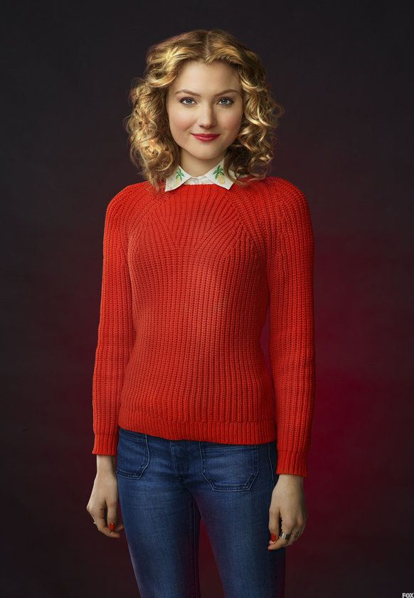 "I got Grace Gardner! Which ""Scream Queens"" Character Are You?"