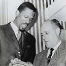 Bill Russell is named player-coach by Red Auerbach for the Boston Celtics, making him the 1st African-American head coach in the NBA. As coach of the Celtics, Russell won two NBA championships in three seasons. Read more sports stories like this at: Daily Black History Facts The post April 18, 196...Bill Russell is named player-coach by Red Auerbach for the Boston Celtics, making him the 1st African-American head coach in the NBA. As coach of the Celtics, Russell won two NBA championships…