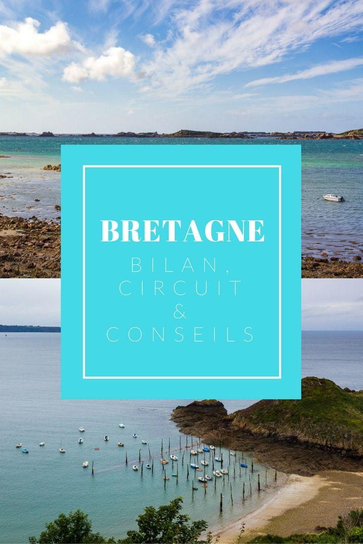 Le bilan de notre roadtrip d'1 semaine en Bretagne. Retrouve notre circuit et tous mes conseils pour bien préparer ton voyage dans cette superbe région ! #ventsetvoyages #travelblog #blogdevoyage #roadtripbretagne #labretagnecavousgagne #breizh