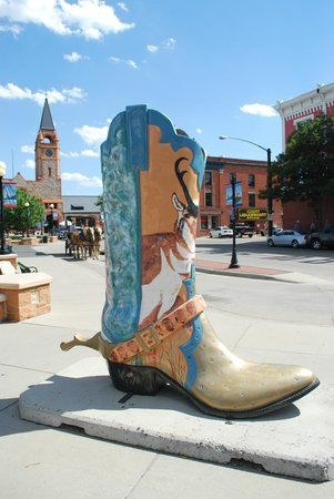 Cheyenne Depot Plaza, Cheyenne, Wyoming
