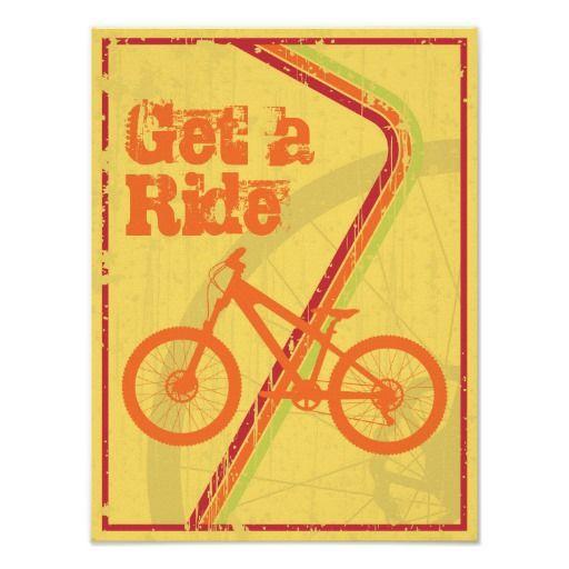 Get a ride print