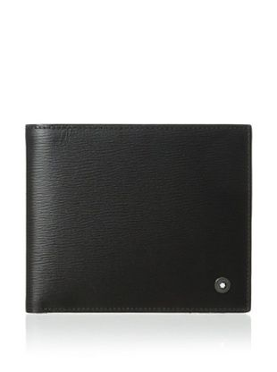 Montblanc Men's Horizontal Wallet 8cc