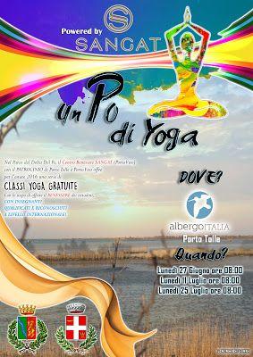 Albergo Ristorante Italia : # yoga nel giardino italia presso #Albergoitalia n...