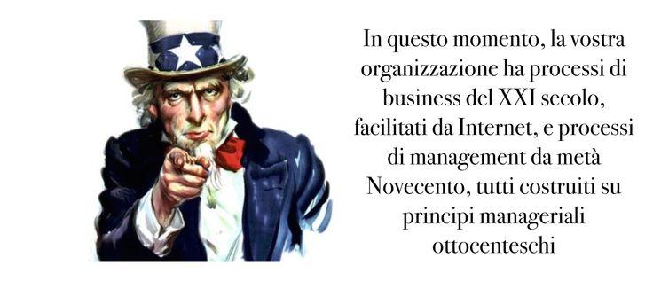 Innovazione tecnologica e manageriale