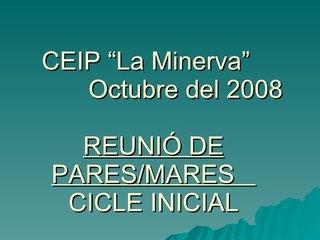 Power Point Reunio Pares Ci 2008 by estherroca, via Slideshare