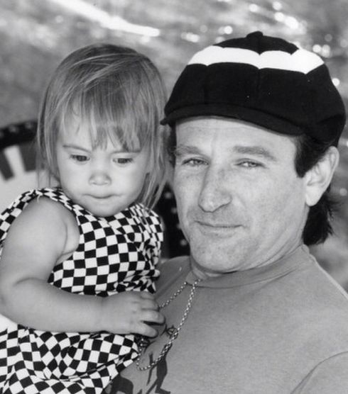 Robin Williams' Daughter