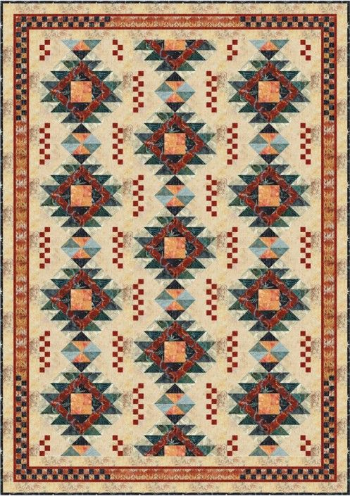 17 Best Images About Native American Southwest Quilts On