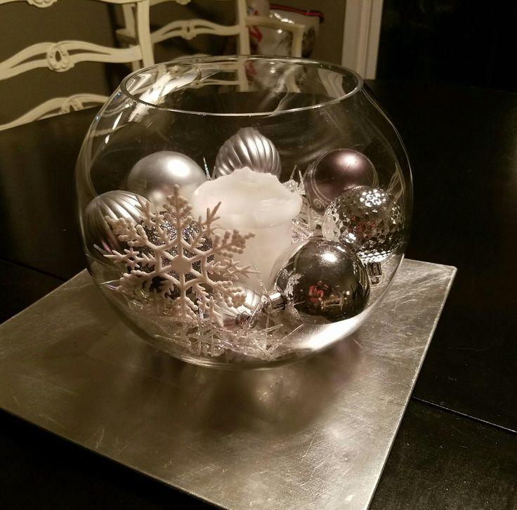 The best fish bowl centerpieces ideas on pinterest