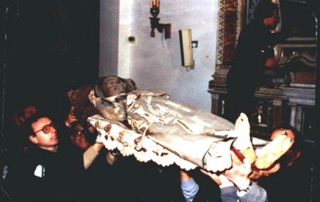 San Benito de Palermo, monje y santo italiano nacido en Sicilia en el año 1524.