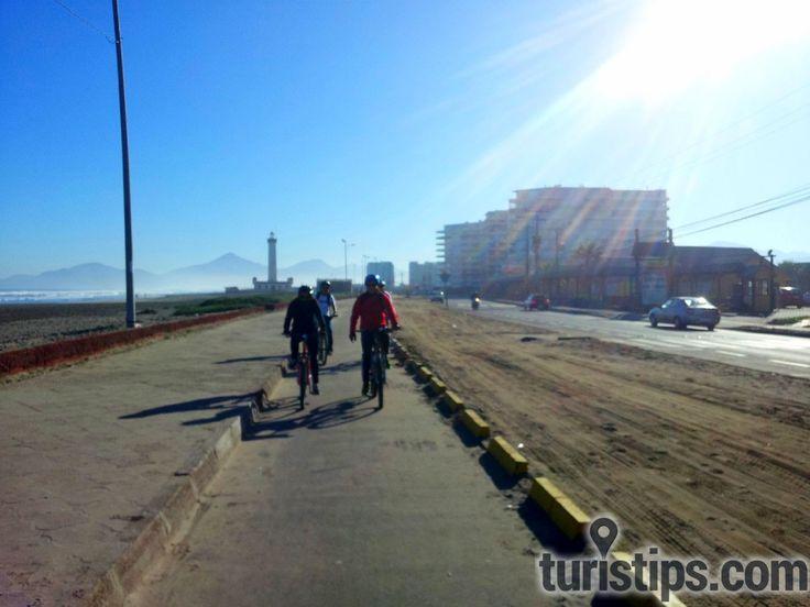Avenida del Mar, La Serena, Chile - En la Avenida del Mar de La Serena podrás disfrutar de un bello paisaje,  ... - http://turistips.com/avenida-del-mar-la-serena-chile/