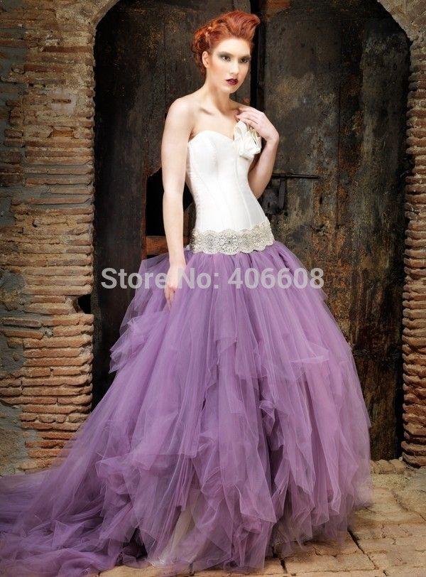 153 mejores imágenes de wedding dress en Pinterest | Vestidos de ...