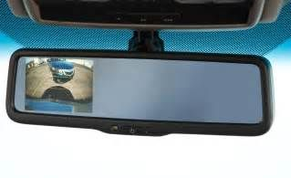 Search Rear view mirror with camera for cars. Views 22446.