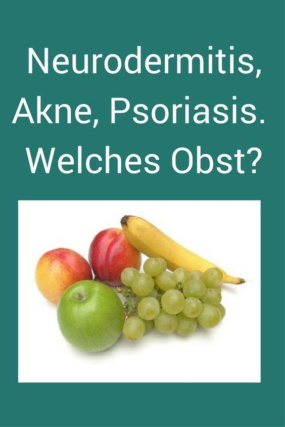 Welches Obst ist gut bei Neurodermitis, Akne und Psoriasis? Und welche Früchte deiner Haut nach TCM schaden könnten.
