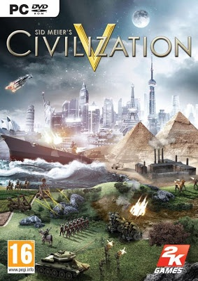 Free Download Sid Meiers Civilization 5 Pc Game!!!
