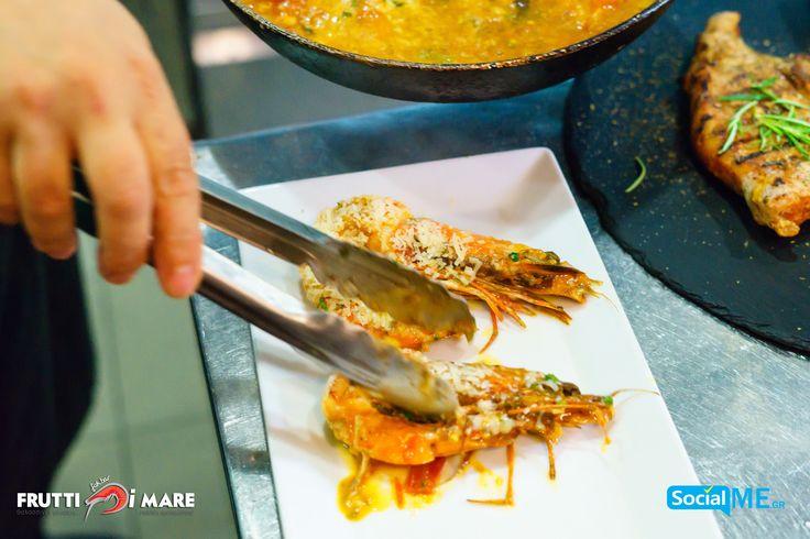 Γαρίδες εν δράση!! Ετοιμαστείτε για απίθανες γευστικές εμπειρίες!!