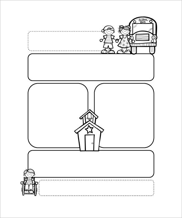 17 Best ideas about Preschool Newsletter Templates on ...