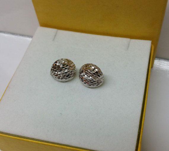Ohrstecker Ohrringe Silber 925 Halkugel hohl SO165 von Schmuckbaron