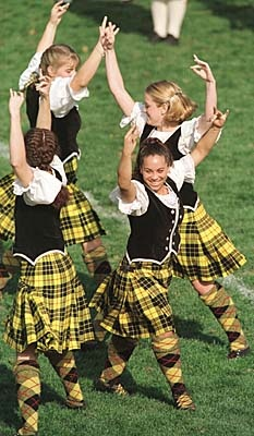College of Wooster Highland Dance