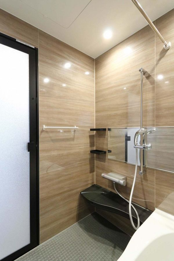 ジェネシスの施工事例ブルックリンスタイルの家 浴室 In 2020