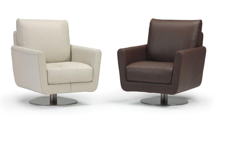 Skinnfåtöljer i olika färger  http://www.vallaste.se/sv/model-syria/632-armchair-syria.html
