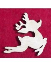 Rudolf 50x50x3 mm, 5db/csom