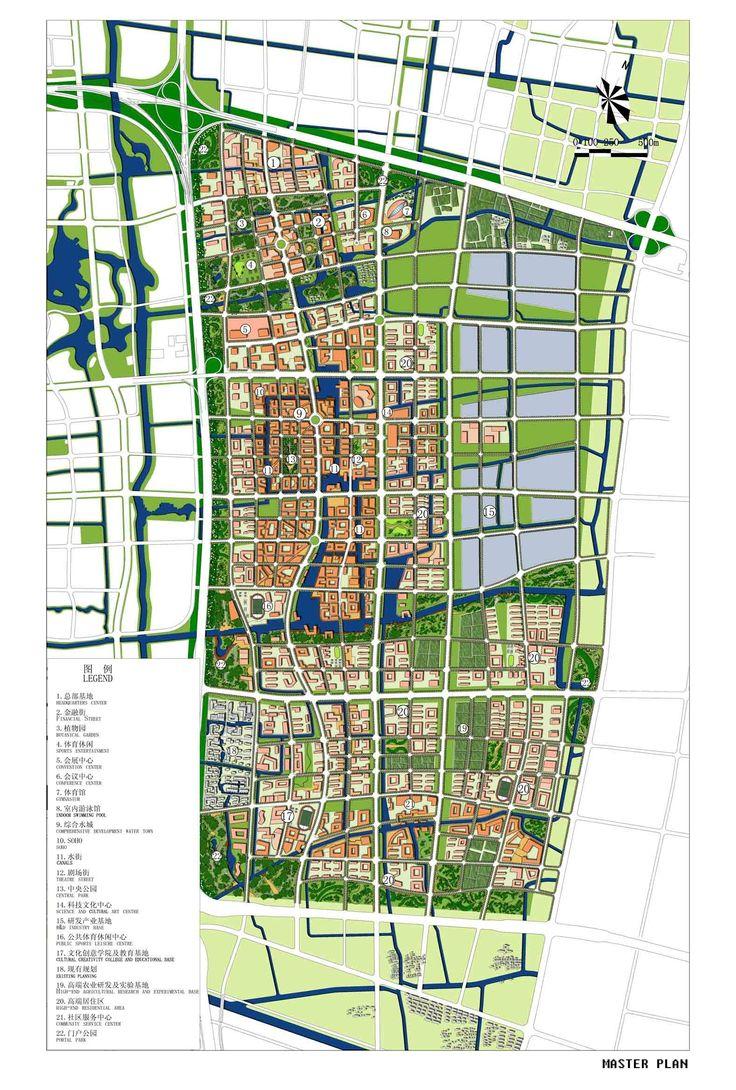 Madong Masterplan Winning Proposal,masterplan