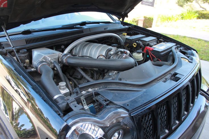 Car Saints - Used Car Inspection: 2007 Jeep Grand Cherokee, Car 2007 Jeep SRT8 Inspection Inspection Details