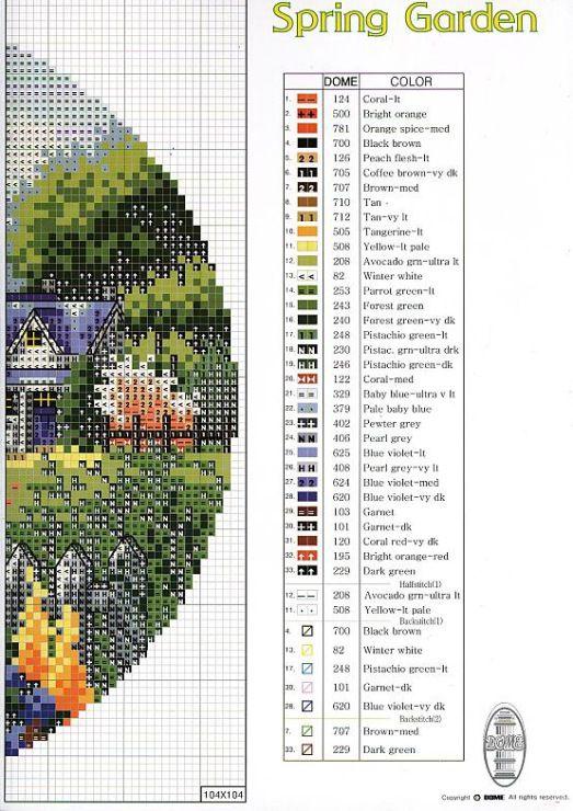 Season Spring Color Chart - Gallery.ru / Фото #5 - ***** - celita