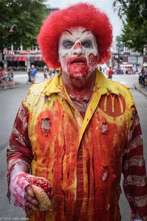 12 Great Ronald McDonald Cosplays - Neatorama