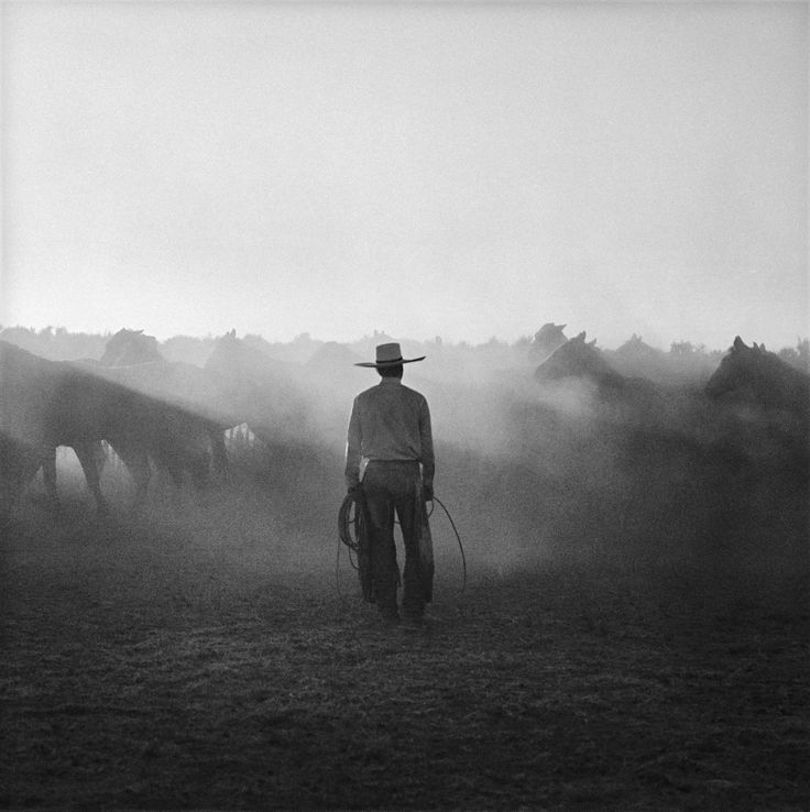 Adam Jahiel's 'The Last Cowboy' Captures The American Cowboys Of The Western Great Basin (PHOTOS)