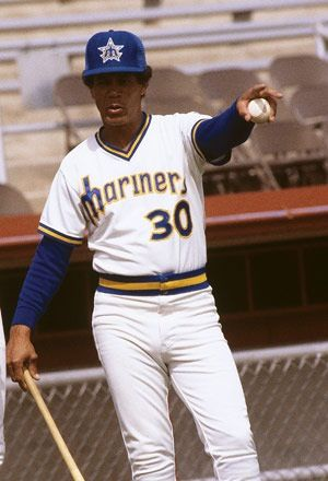 Maury Wills: Mariners manager 1980-1981. Wills owns the worst winning percentage in Mariners history @ .317.