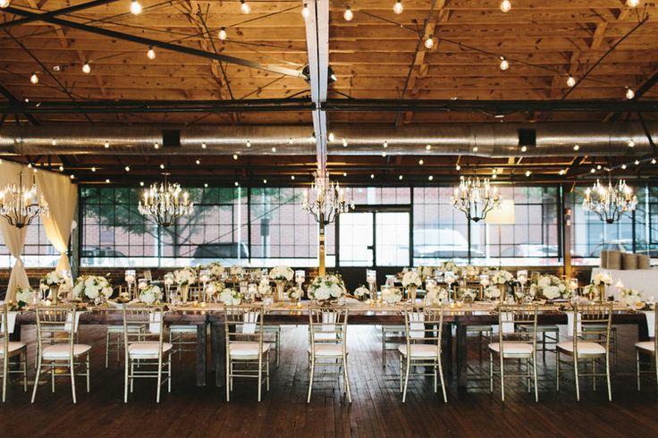 Summerour Studio Wedding | Atlanta Wedding | Unique Floral Expressions | Someplace Wild