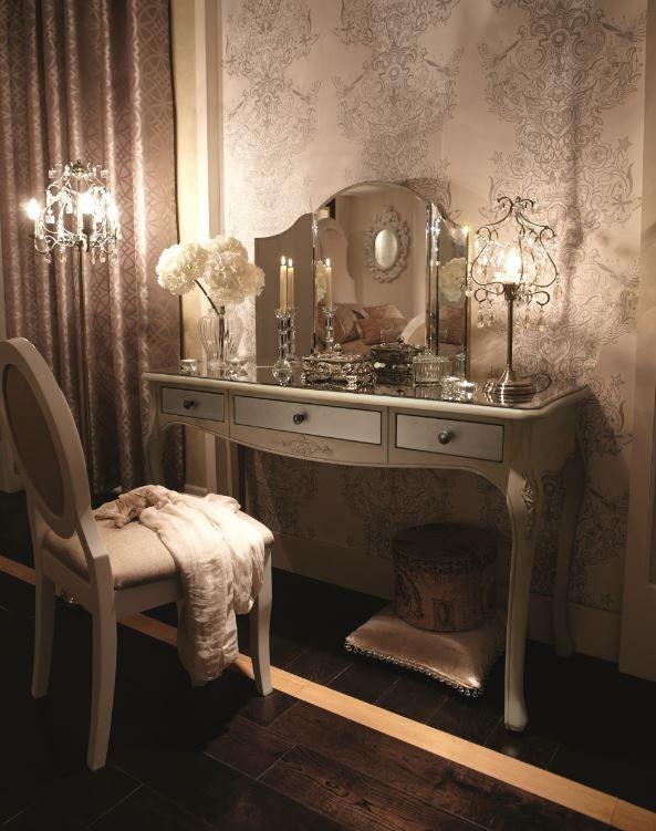 Laurence Llewelyn-Bowen Dressing Table #home #interiors