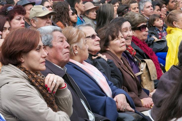 Jornada al Parque de Ópera al Parque en la Plaza Cultural La Santamaría.