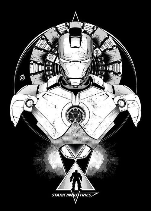 The Avengers: Iron Man by ~DK-Studio