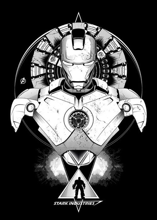 The Avengers: Iron Man by ~DK-Studio on deviantART