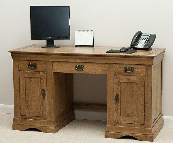 The 25 Best Oak Computer Desk Ideas On Pinterest