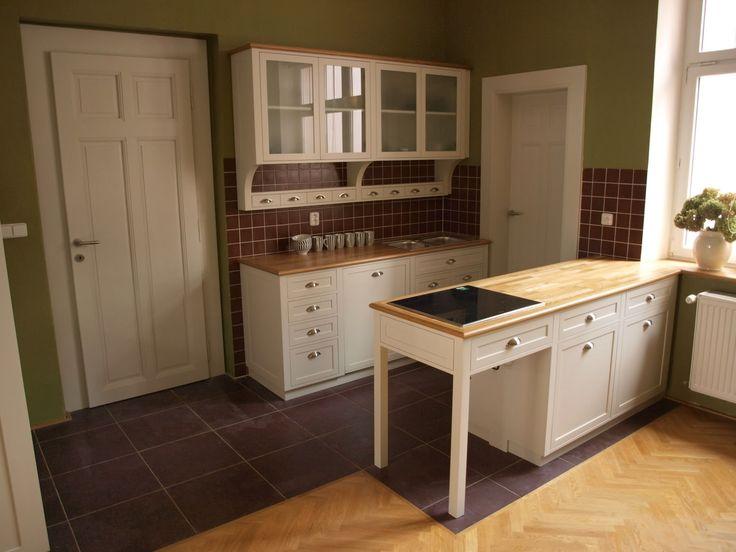 retro obývací kuchyň - Hledat Googlem