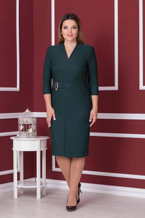 c3b2ed3b5ee6 Коллекция женской одежды больших размеров белорусской компании Nadin N  осень-зима 2018-2019