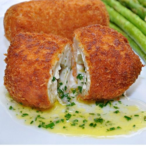 Marco Pierre White's Chicken Kiev Recipe - MasterCook