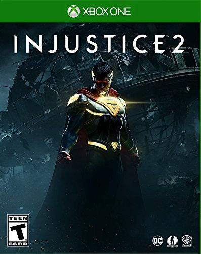 Injustice 2 is the super-powered sequel to the hit game Injustice: Gods Among Us that allows players to build and power up the ultimate version of their favorite DC characters. Featuring a massive selection of DC Super Heroes and Super-Villains, players can personalize iconic DC characters with...