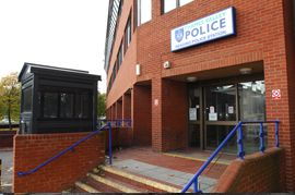 Reading HQ, Thames Valley Police