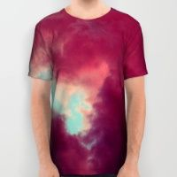 Colour Storm - Pink All Over Print Shirt