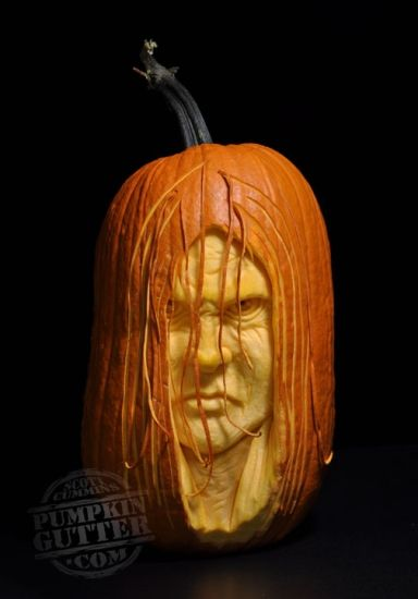 Spicytec: Most Expressive 3D Pumpkin Face Sculptures II