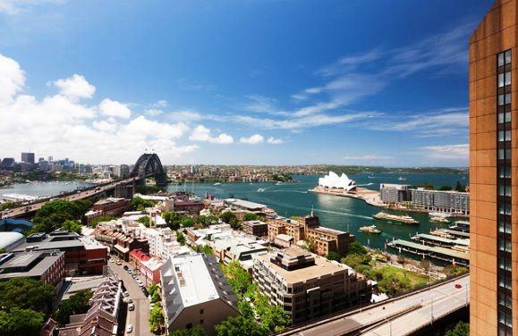 Quay West Suites in The Rocks, Sydney - 4 star $$$ - http://www.best10hotels.com/#!hotels-near-sydney-opera-house/c31k