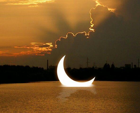 Луна, упавшая в Марий Эл