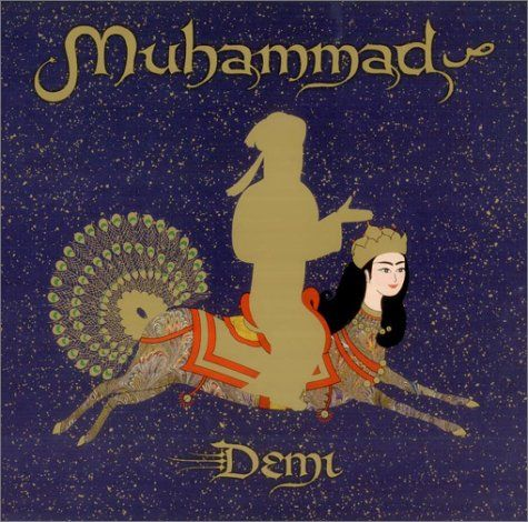 A Crafty Arab: 99 Muslim Children Books - Muhammad (pbuh) by Demi. Born in Mecca in the year 570, Muhammad(pbuh)  grew into a sensitive and thoughtful man who believed deeply in the worship of one true god. In his fortieth year, Muhammad (pbuh) experienced a revelation from the angel Gabriel that he, Muhammad, was the messenger of Allah. This Muslim children's book helps kids understand the start of Islam.