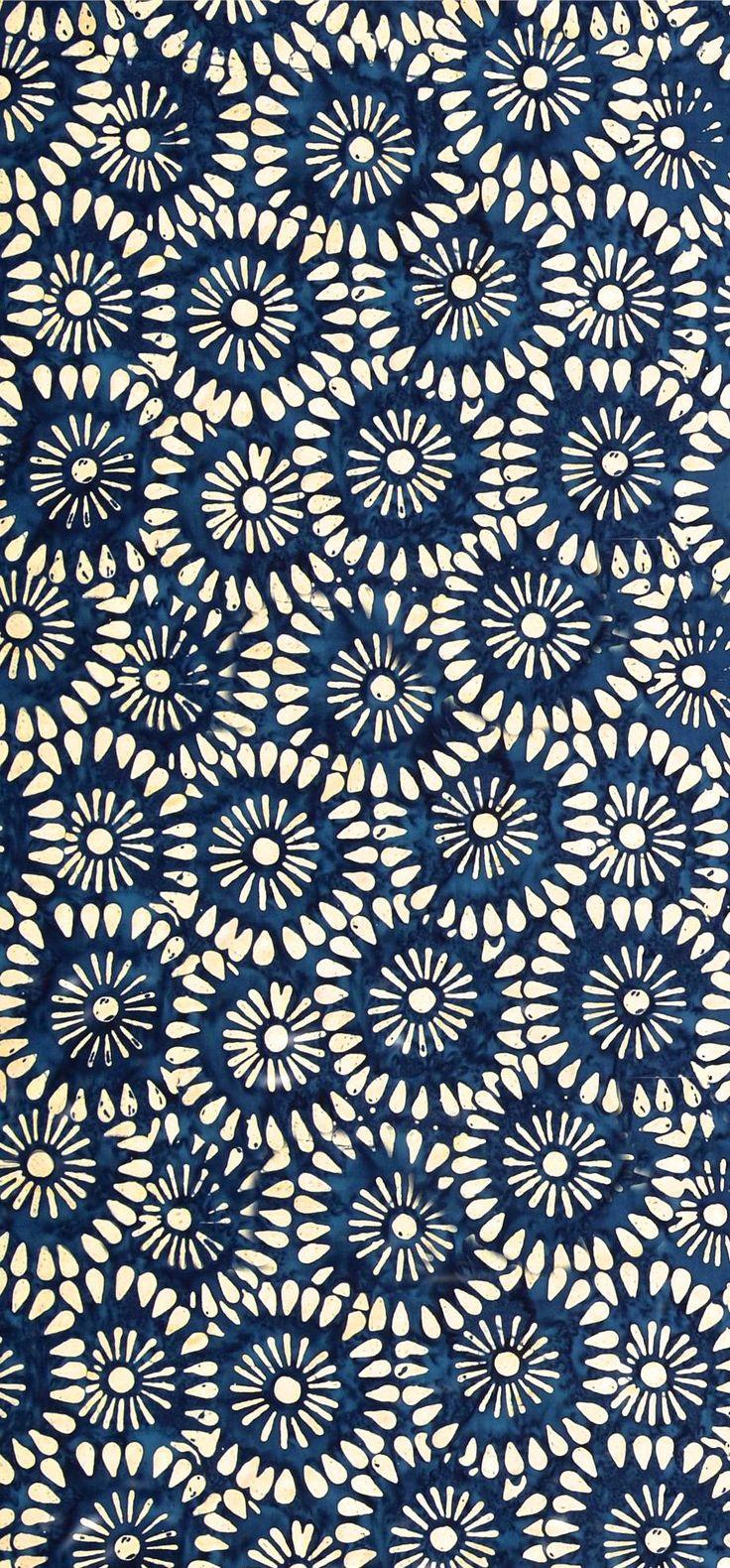 """Tonga Batik Kiss"".  Indonesian batiks from Timeless Treasures via fabric."
