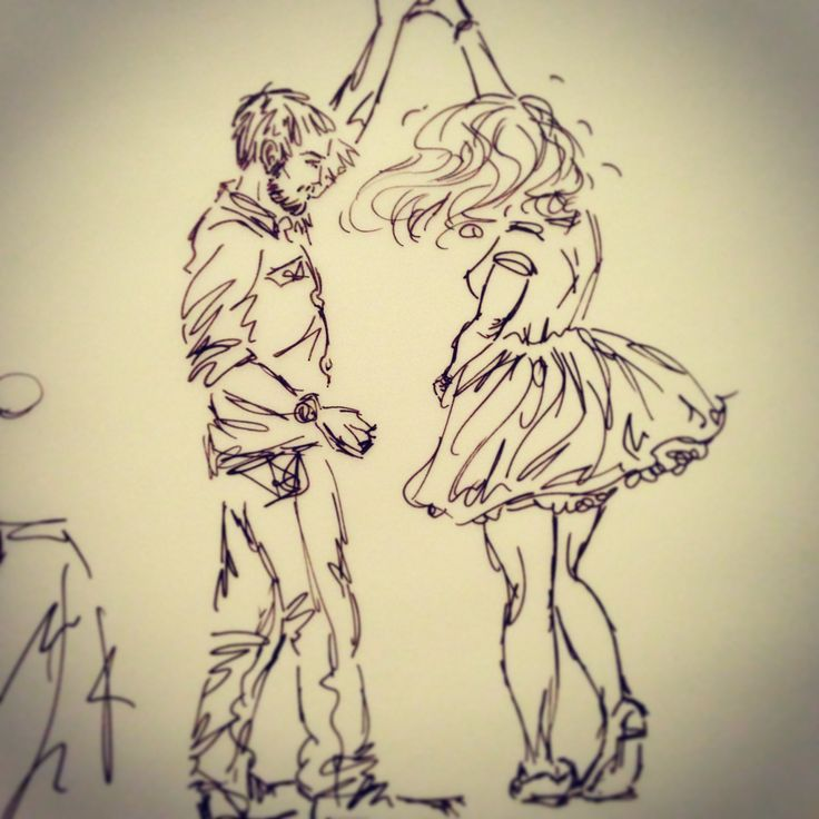 Dancing lovers <3 #dance #love #valentinesday #couple